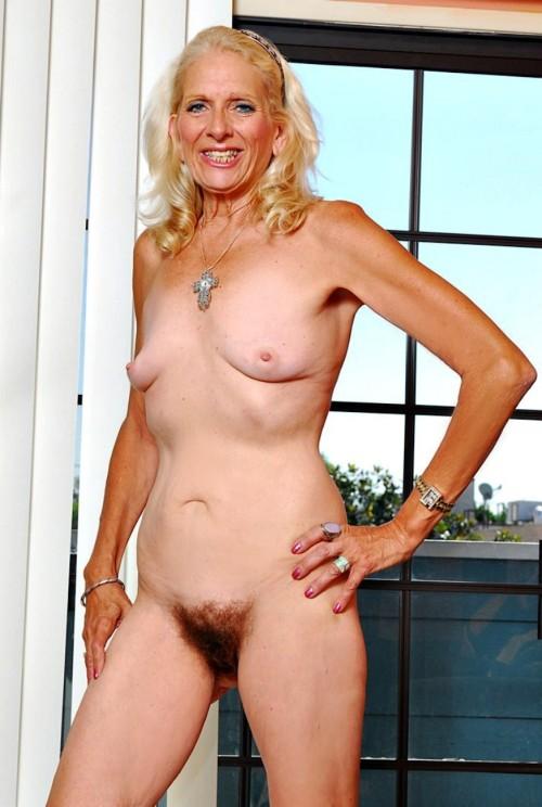 Mature 60 year old tits