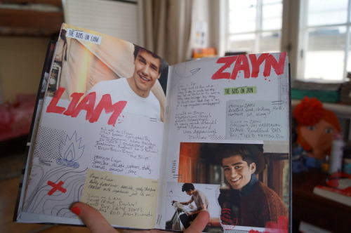 br3very:  womanofperrie:  yearbook.  im so proud to be on it omgg <33