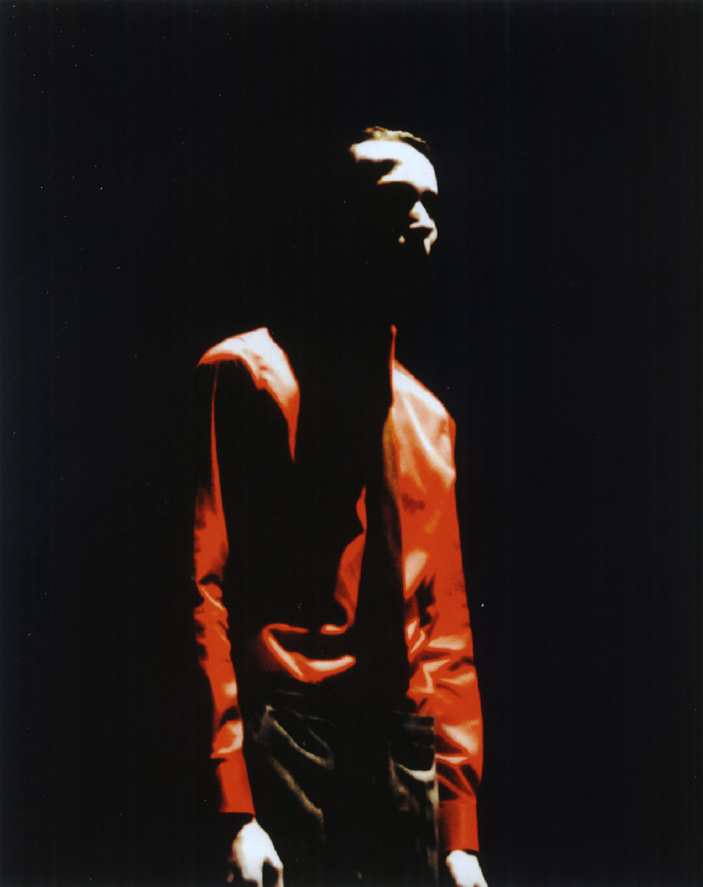 Fall-Winter 1998-1999, Raf Simons (Paris, July 1998)photography ronald stoops make-up inge grognard INGE GROGNARD/RONALD STOOPS, Ludion