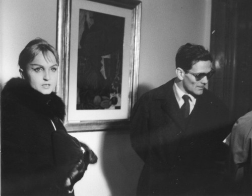 whereidisthereshallegobe:  Pier Paolo Pasolini and Laura Betti
