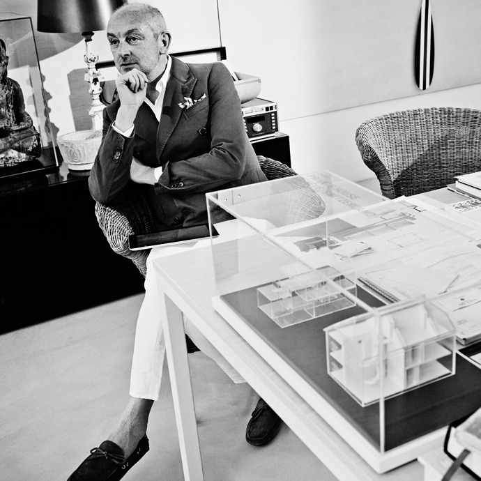 The 6 men shaping the future of Italian Design