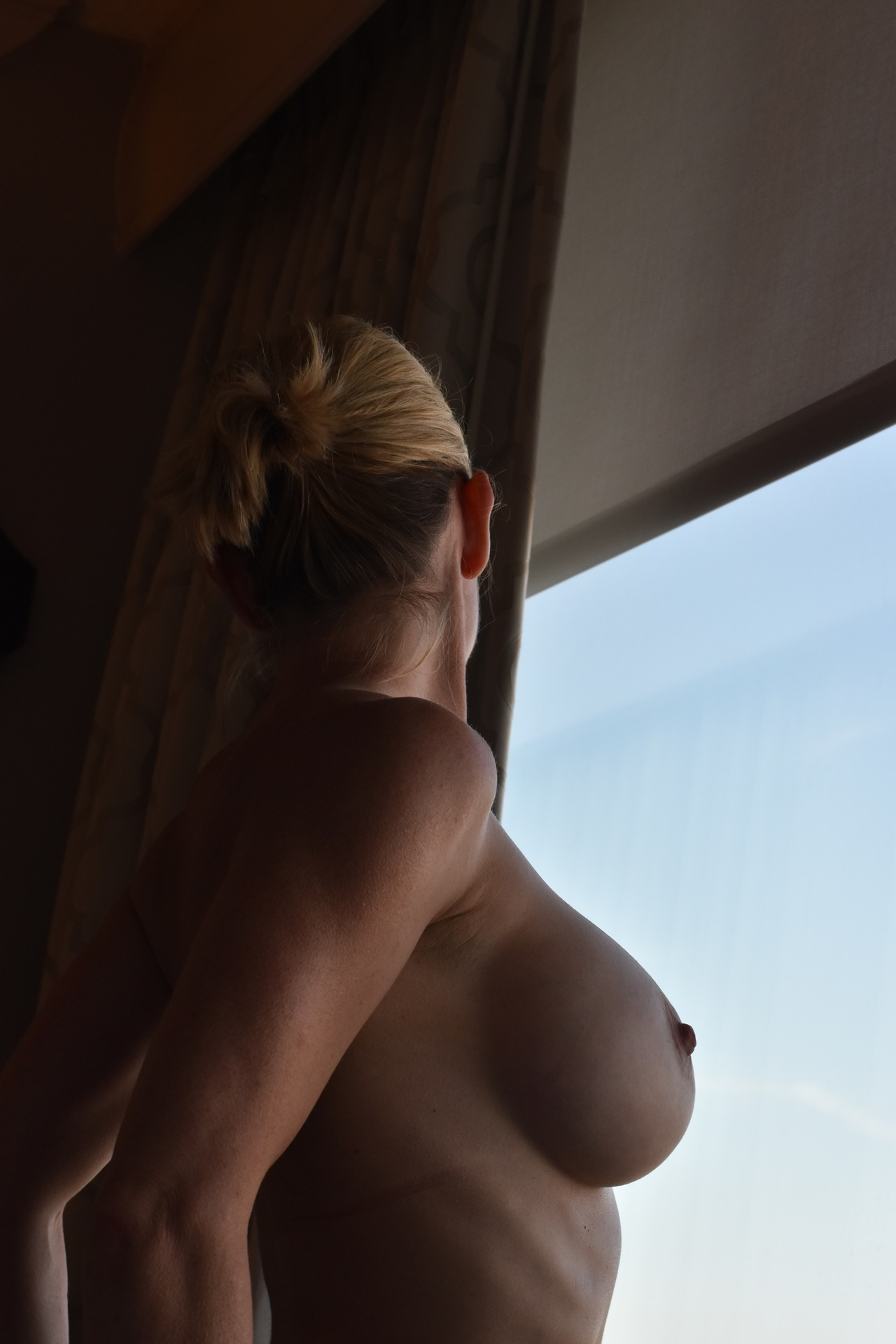 FunHotWife - Nice view :)