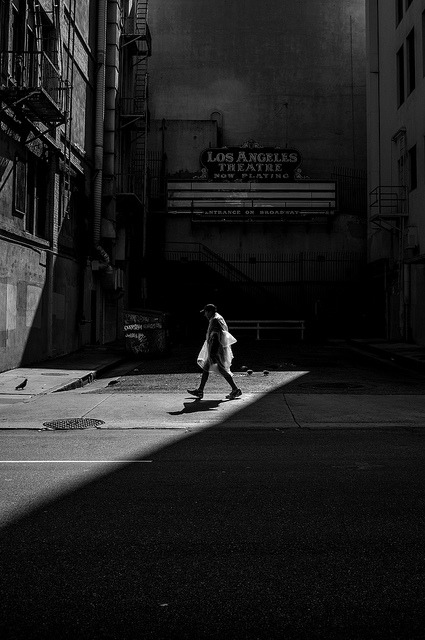 Exit Stage Left by Rinzi Ruiz [street zen] on Flickr.
