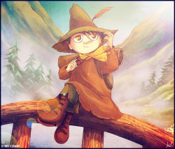 curiousorganization:  Snufkin