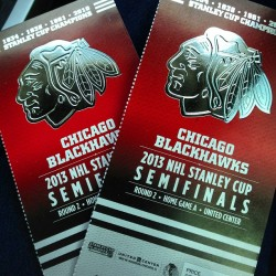 My boyfriend is better than yours! #chicagoblackhawks #gameone #onegoal #playoffs