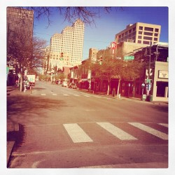 6th Street Austin feels so normal in the daytime. Don't you have to keep it weird 27/7? #sxsw