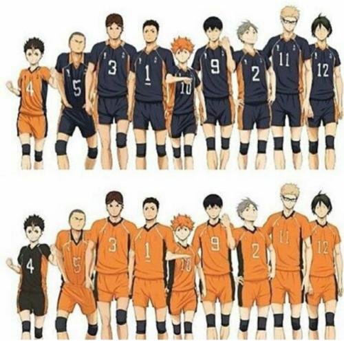 Mangaku Haikyuu Season 4: Haikyuu Orange