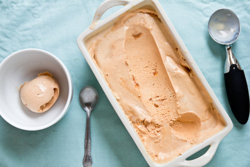wehavethemunchies:  Dulce de Leche Ice Cream Recipe