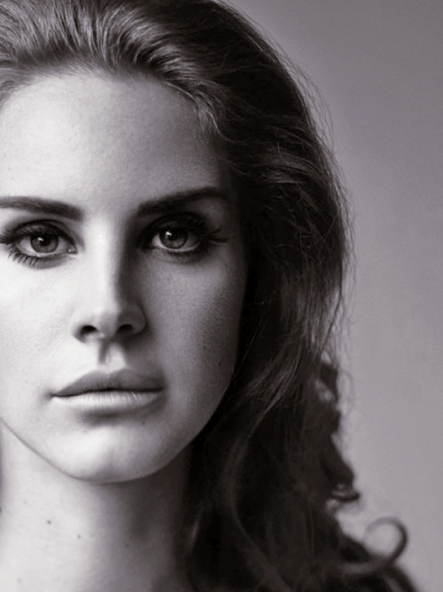 Exclusive higher quality. Lana Del Rey by Scott Trindle