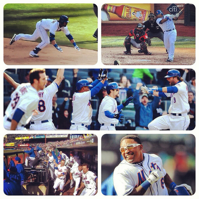 Mets Morning Montage: Aggressive base running, Byrd's walk-off hit fuel Mets 9th inning comeback. Follow me on Twitter.