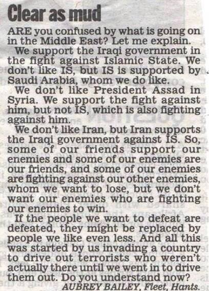 fromgreecetoanarchy:  Middle East conflict explained simply.