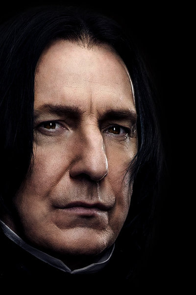 severussnapegal:  Snape by ~LifeEndsNow