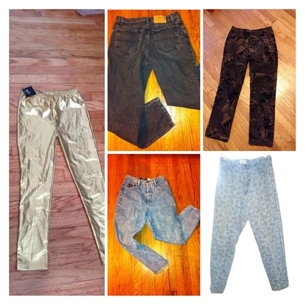 Taking care of all of your retro/vintage pants needs!