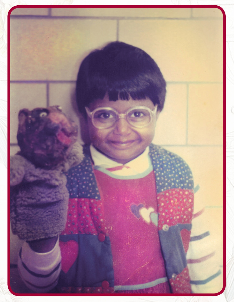 shogunofyellow:  Ahahaha Mindy Kaling as a youth.