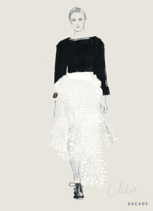Chloe Fall '13 Blog Post: At Play « Illustration by Decade Diary