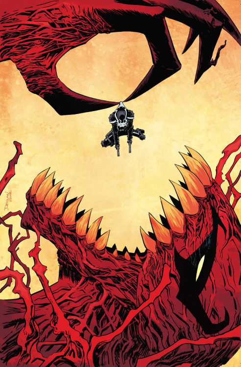 The Awesome: Venom #34 by Declan Shalvey