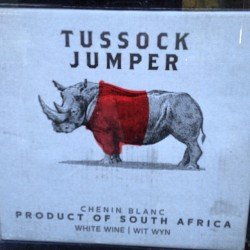 Spotted in SOHO NY #rhino #red #jumper #chenin