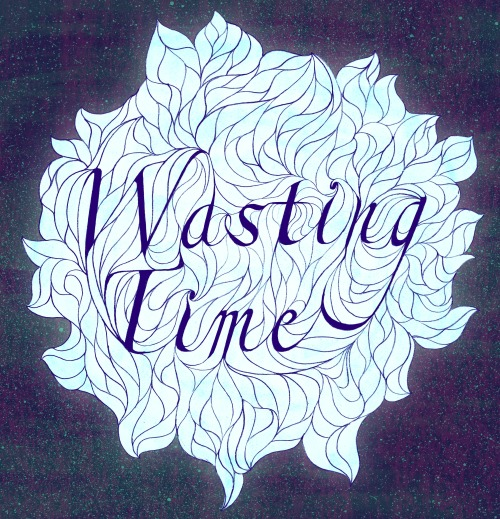 davidcurtisstudio:  Wasting Time - A design i did while i was wasting time