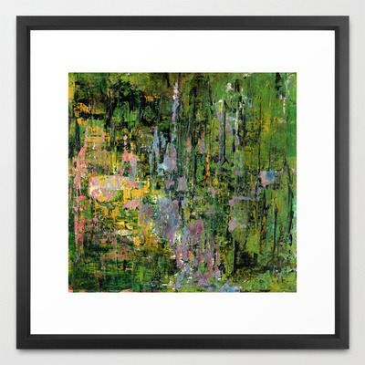 Giverny Framed Art Print by agnes Trachet | Society6 on We Heart It - http://weheartit.com/entry/61740738/via/akaclem   Hearted from: http://society6.com/agnesTrachet/Giverny-hYg_Framed-Print#12=60&13=58