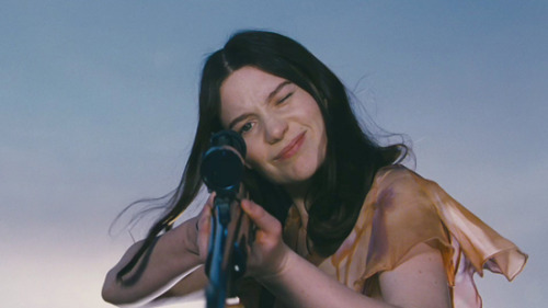 "filmmemory:  New Sundance review on Slant: Stoker (no major spoilers) Korean director Park Chan-wook, perhaps best known in the West for his ""Vengeance"" trilogy, makes his English-language debut with Stoker, from a 2010 ""Black List"" script by Wentworth Miller. The film plays out from the point of view of India Stoker (Mia Wasikowksa), a teenaged girl whose father dies suddenly, leaving her to grieve with an emotionally distant mother Evie (Nicole Kidman). An uncle she's never met before (Matthew Goode) arrives shortly after, a man who India finds herself attracted to despite a suspicion of his motives. When his mysterious arrival coincides with a series of disappearances, India becomes determined to find out whatever secrets he might be hiding. Park's eye seems to capture the banal, the beautiful, and the grotesque all at once. The opening shots of the film are especially striking, taking in the large gothic landscape on the grounds of India's father's sprawling, ominous-looking estate. Another scene in, which India and her uncle play the piano together, is claustrophobic, disturbing, and strangely beautiful thanks to sumptuous cinematography by Chung Chung-hoon. The entire atmosphere of the piece seems to suggest a looming danger, the potential and aftermath of violence. And while the violence here is more understated than that of Oldboy and Sympathy for Lady Vengeance, it's handled with an unflinching lens that simultaneously tantalizes and implicates the viewer… Read the rest here."