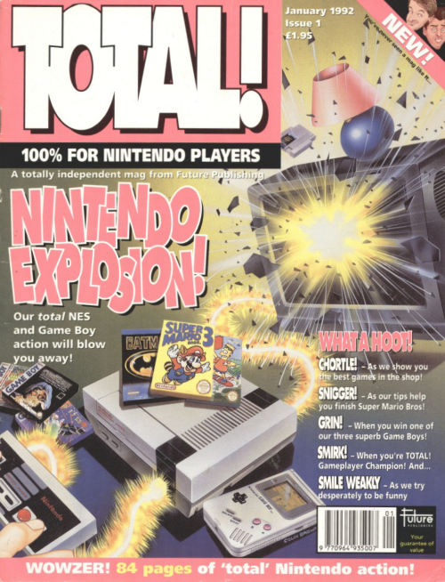 vgjunk:  Total! magazine.