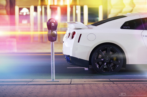 automotivated:  2010 Nissan GTR - White (by -KillerBlackbird-)