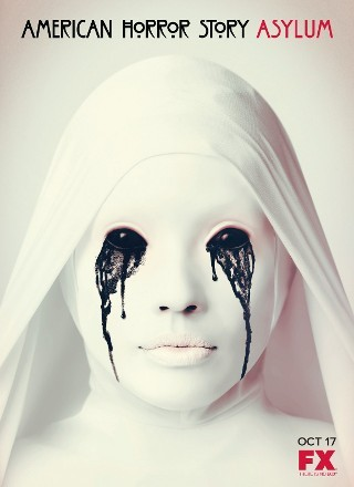 I'm watching American Horror Story: Asylum                        12 others are also watching.               American Horror Story: Asylum on GetGlue.com
