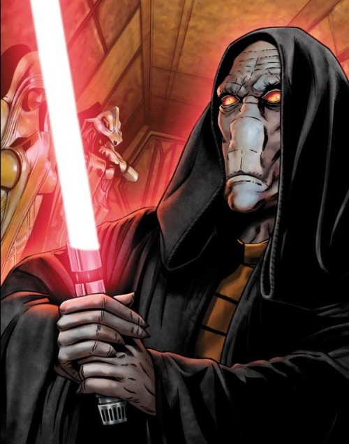 save-nature:  Darth Plagueis
