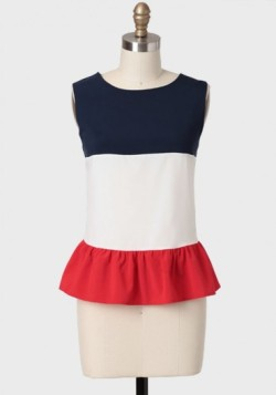 Beyond Perfect 4th of July Top!
