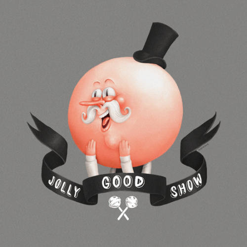 Pops Fan art of a good show. A jolly good show.  Available as a print or as a tee on my shop!