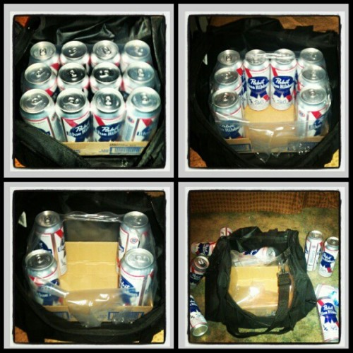 Did work. #pbr #pabst #blue #ribbon #24oz #tallboys #imsuperfuckedup