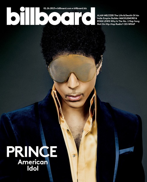 Billboard, January 26, 2013Photograph: Justine WalpoleCreative director: Andrew Horton