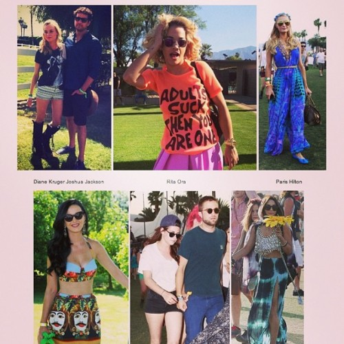 The best of Coachella Fashion #coachella #inspiring #style #fashion #music #instagood