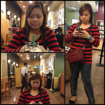 Hello @fyeahlezyrk ! Ang sexy mo na! Na-miss kita! Thanks for the treat! See you again soon! ❤