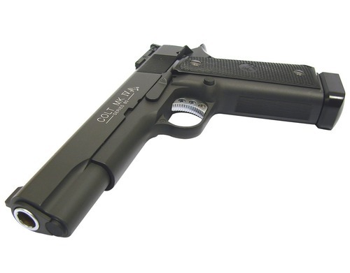 ramm72:  Colt 1911 Mark IV Series 80    Art