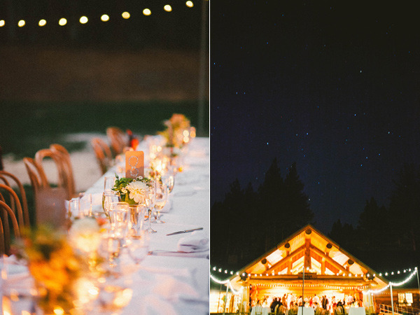 California Redwoods Winter Wedding