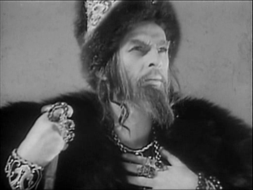 Ivan the Terrible, part 1, 1944 (dir. Sergei Eisenstein)