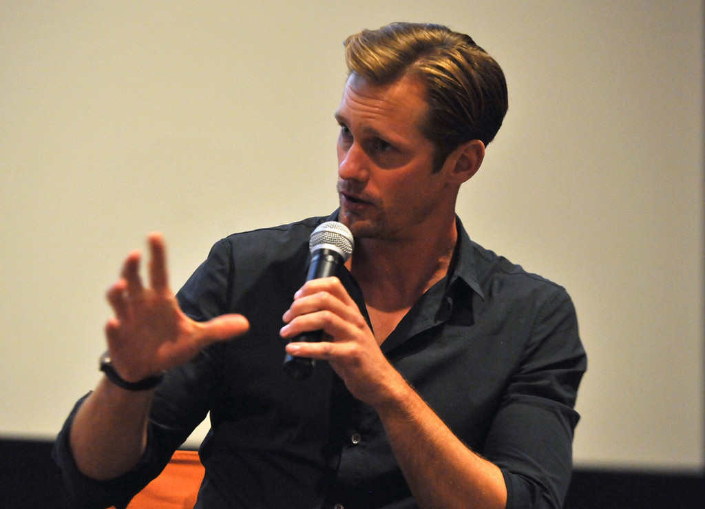 Photos from the LA Times Indie Focus Screening for Alexander Skarsgard's new film What Maisie Knew … http://askarsgard.com/?p=36512