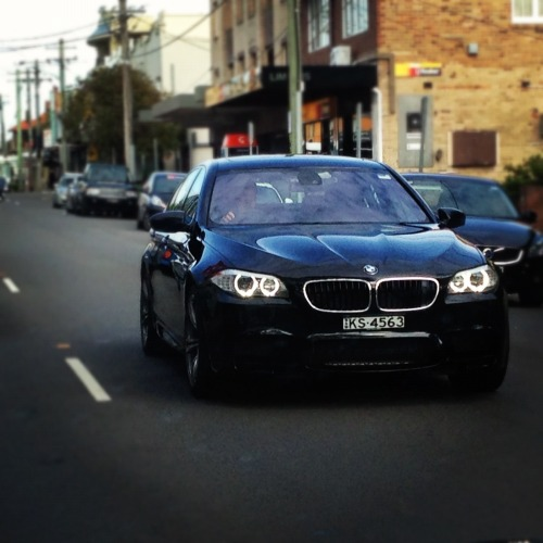 2013 bmw m5 @ northbridge