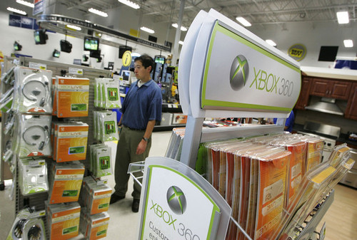 Xbox 360 sells 1.26 million in US during November   Microsoft has just revealed its November total for the Xbox 360 in the US. Following a massive Black Friday week surge, when the hardware sold over 750,000 units, the Xbox 360 managed a total of 1.26 million for the month. It was the 23rd consecutive month that Xbox 360 managed to come out as the top selling console.   As if Xbox 360 is still selling more than the PS3 and the WiiU. The seven year old console has had a stellar year, even without a wealth of Triple-AAA exclusives (apart from Halo 4 and Forza Horizon) But is it the games that are selling this thing, or its multimedia streaming services like easy access to Netflix, Hulu, BBC iPlayer, Blinkbox, and the rest? I must admit, I probably use my 360 for watching old episodes of Saturday Night Live on Netflix as much as I do to play games.