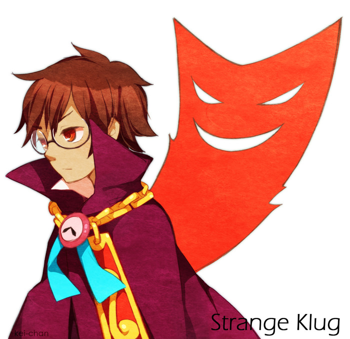 Strange Klug avatar requested by one of my irl friend.