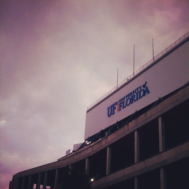 #UF #theuniversityofflorida #gogators #benhillgriffinstadium  (at Ben Hill Griffin Stadium)