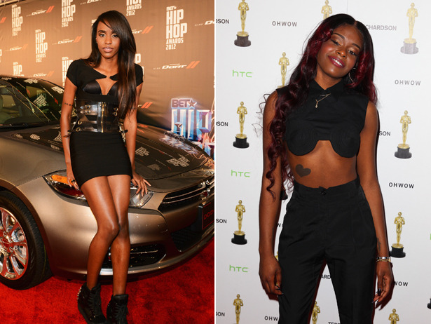 Beef Alert: Angel Haze vs Azealia Banks. Will a diss track be the end of it? Edit: NOPE. Azealia retaliated, and now Angel has shot back another track already.