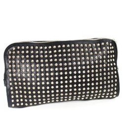 back in stock this week… the Henley Large Studded Clutch in Black http://mimibtq.com/12yMnsw #mimiboutique #fashion #studs #clutch #rocknroll #studded