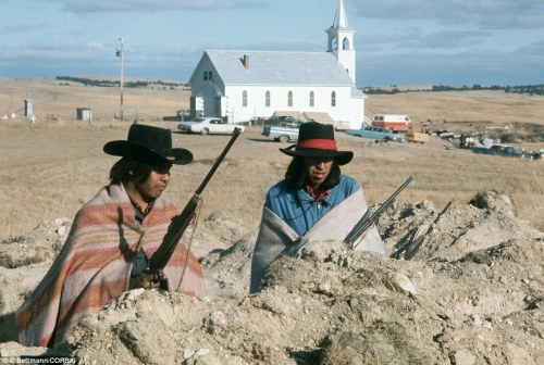 brightmoments:   40 years ago todaywounded knee incidentfebruary 27,1973