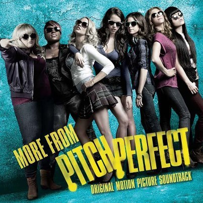 "filmthrasher:  Apparently Pitch Perfect was such a hit, today the album ""More from Pitch Perfect"" was released in the iTunes store. In the 8-track EP, the lead song is the Anna Kendrick ""Cups"" extended remix we previously posted along with a few other original songs used for the film's soundtrack. Perhaps this is a sign the sequel in plans might gain some traction soon?  Acamore please."