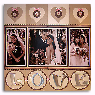 Making a wedding scrapbook can help you recall all of the day's important moments, even after decades of marriage have eroded your memory. To get the most out of your scrapbook, carefully choose items that have special meaning to you. Otherwise, you could end up with a book that leaves you shrugging your shoulders instead of reconnecting to your special day.We've put together a list of some great items you should consider keeping.