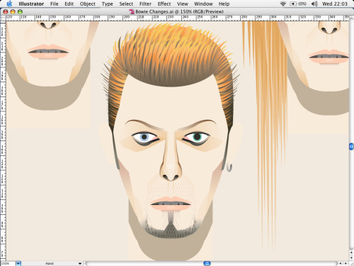 Changes  David Bowie An article on the project has now been published by ArtesCymru, a new blog on Arts and Culture in Cardiff & Vale hoping to make the arts accessible. The article, by Elin James Jones, has been written following Bowie's surprise birthday news yesterday that saw him release his first single in a decade and announce a new album in March. It can be found here: http://artescymru.wordpress.com/2013/01/09/bowie-cardiff-and-a-stickman/ website: http://artescymru.wordpress.com Twitter: @ArtsCymru