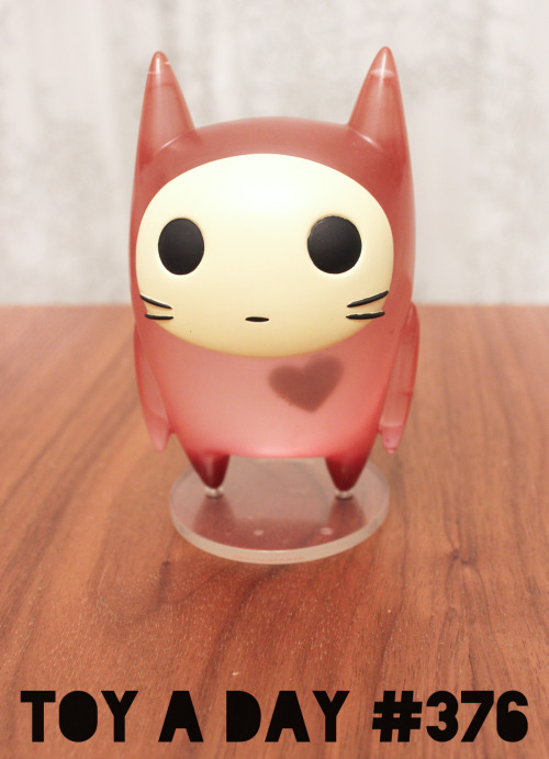 A TOY A DAY FROM MY COLLECTION Nekomitaina from the Sekaiseifukudan series by Mari Inukai