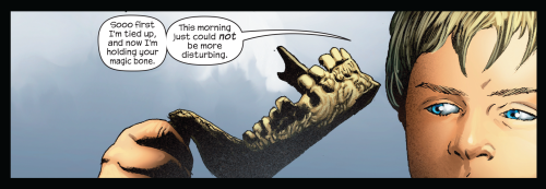 funnycomicmoments:  So Dark Tower DOES have humor. Huh.